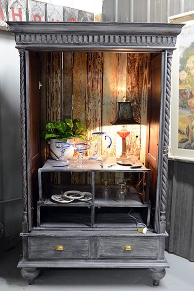 Antique Furniture - Armoires, Dressers, and Buffets - Southern Antiques And Accents Furniture Armoires Wardrobes